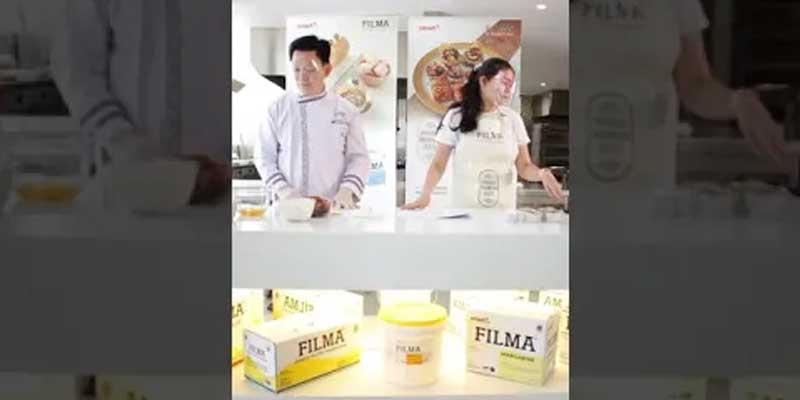 Palmsuiker Fruit Cake - [Live Baking bersama Chef Koko Hidayat]